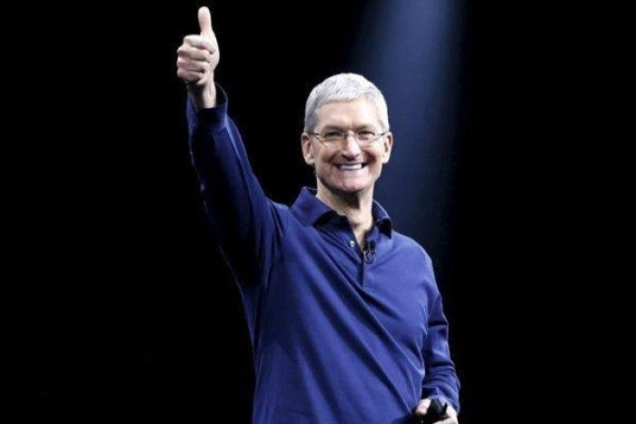 Apple CEO Tim Cook Believes a Four-Year Degree Not Needed to Get a Programming Job