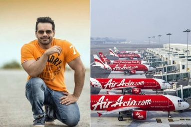 Indian YouTuber and pilot blows whistle about safety violations by Air Asia airlines