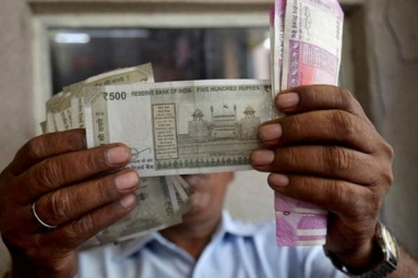 Value of Rupee Comes Down By 76 Levels Against Dollar Currencies