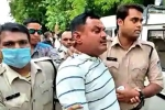 The wanted gangster Vikas Dubey killed in an encounter by Kanpur police.