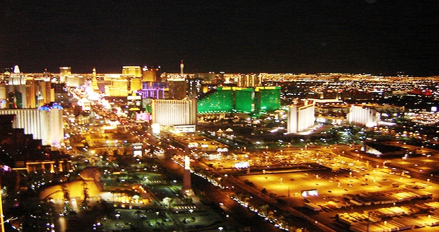 Overview of Las Vegas, Nevada